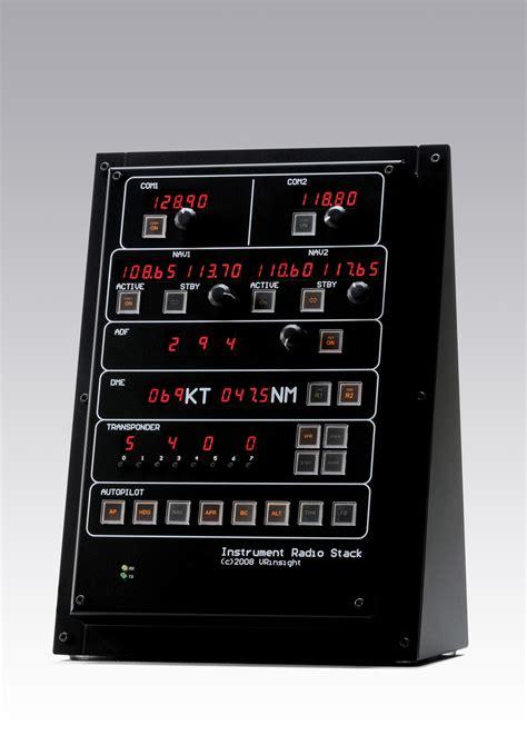Instrument Radio Stack