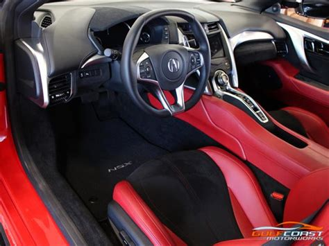 2017 Acura Nsx Sh-awd Sport Hybrid For Sale In , Fl
