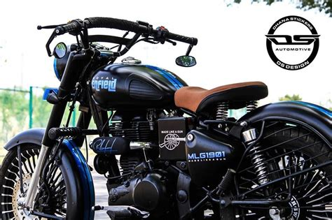 Modification Royal Enfield by Royal Enfield Classic 350 Modification 2017 Check Out