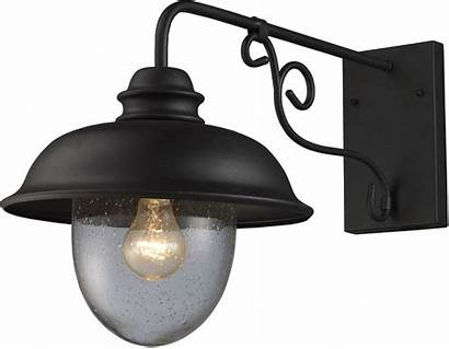 Wall Outdoor Mounted Lighting Plug Lights Outlet