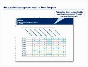 6 Raci Excel Template - Excel Templates