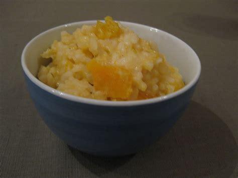 cuisiner du potiron risotto au potiron just cooking