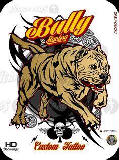 australia customer breakout bullys kennel logo development