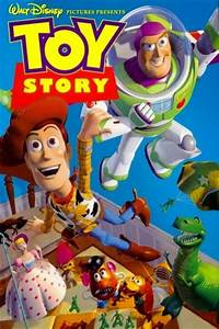 Animated Film Reviews: Toy Story (1995) - The Creation of ...
