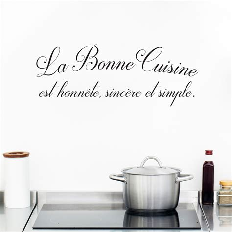 stickers cuisine sticker citation cuisine la bonne cuisine stickers