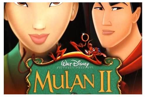 mulan 2 full movie english