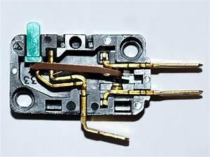 Chave Micro Switch Para Forno De Microondas 2