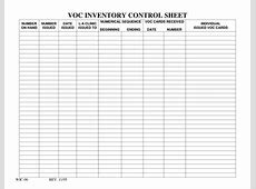 Inventory Tracking Spreadsheet Template Inventory