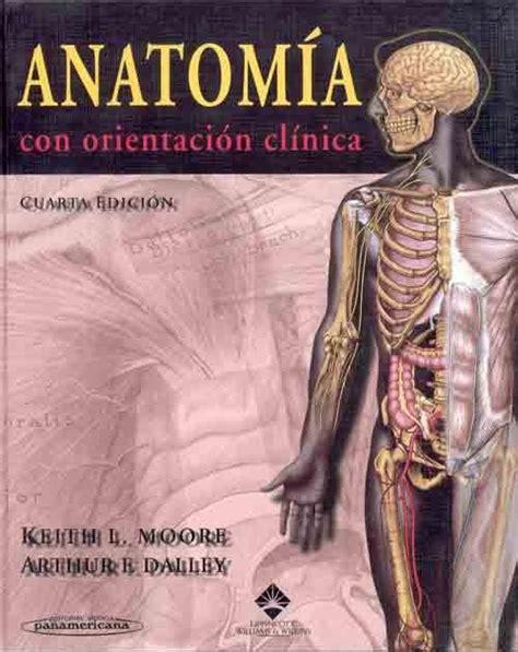 Keith moore anatomia descargar gratis