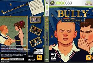 Bully: College Years Xbox 360 Box Art Cover by yummybrains