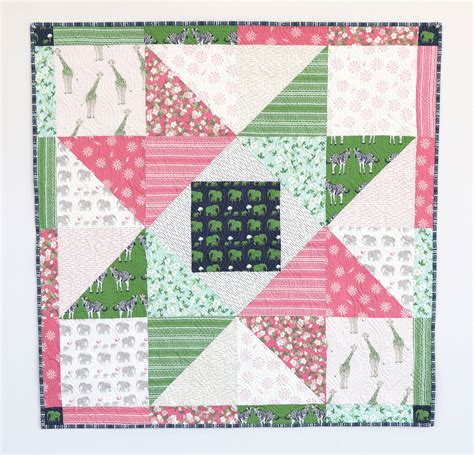 baby quilt patterns patchwork baby quilt tutorial by diary of a quilter