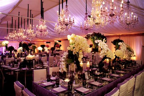 wedding reception decoration photos wedding receptions to die for the magazine