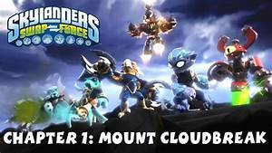 Skylanders Swap Force Chapter 1