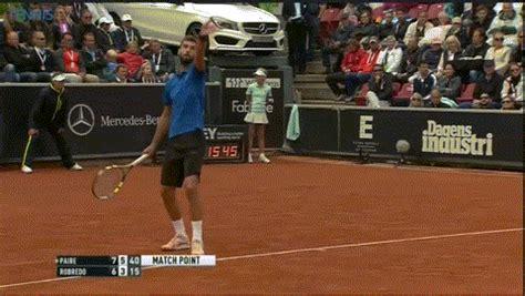 Best Celebrations In Tennis In Endless Loop compliation
