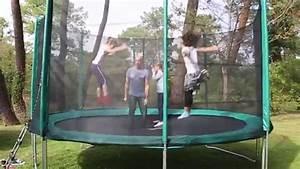 Prix D Un Trampoline : test trampoline 1er prix dans un parc youtube ~ Dailycaller-alerts.com Idées de Décoration
