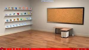 3D Interior Wallpaper