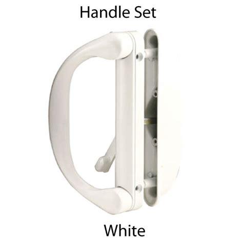 patio door handle sliding patio door handles white sliding door handle