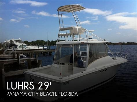 Fishing Boats For Sale In Panama by Luhrs 290 Open Fisherman For Sale In Panama City Fl