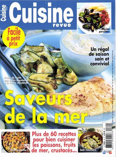 cuisine conviviale abonnement magazine cuisine conviviale