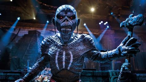 The Top 10 greatest Iron Maiden stage sets ever | Louder