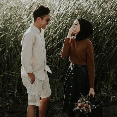 tak melulu  studio gaya prewedding hijab  alam