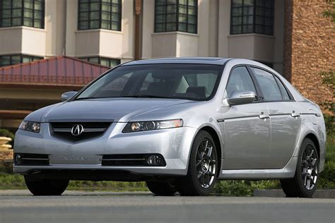 2007 acura tl overview cars com