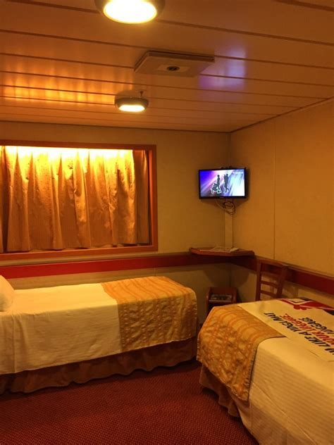 Interior Stateroom, Cabin Category 4D, Carnival Imagination