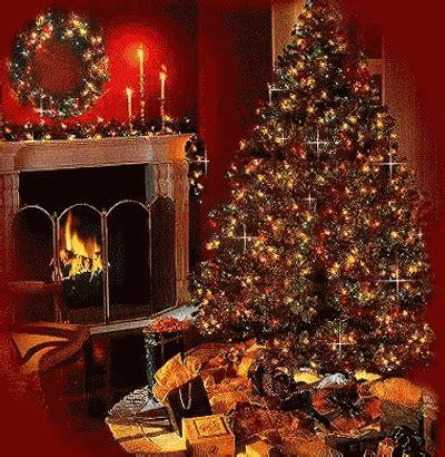 fireplace gif fireplace tree