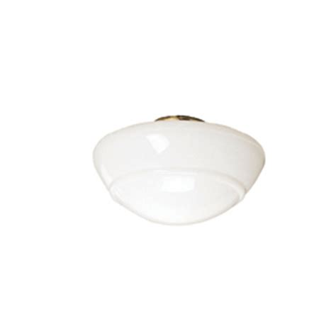 shop hunter opal round frosted glass globe at lowes com