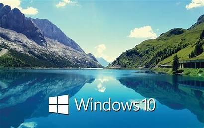 Windows Wallpapers Computer Desktop Mountain Lake Text