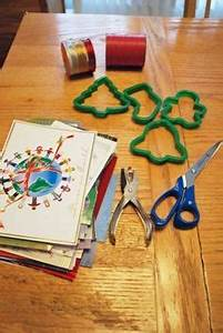 Recycling & Upcycling Christmas Cards on Pinterest
