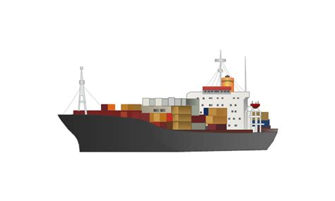 Shipping Boat Picture by Boat Clipart Shipping