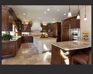 52 dark kitchens with dark wood or black kitchen cabinets With kitchen colors with white cabinets with ways to display art on walls