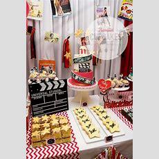Hollywood Cinema Birthday Birthday Party Ideas In 2019