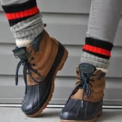 Vintage G.H. Bass Women's Duck Boots