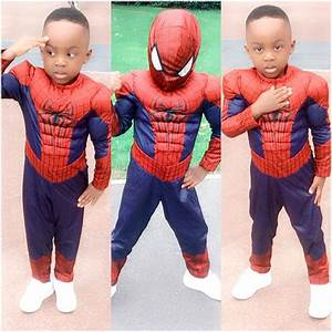 Mercy Aigbe's Handsome And Stylish Son Is All Grown Up ...