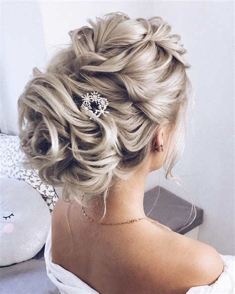 gorgeous wedding hairstyles   length fabmood