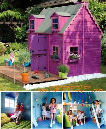 maisonnette en bois pour enfant 0811381 acheter pas cher 1800 arghhh cabane en bois