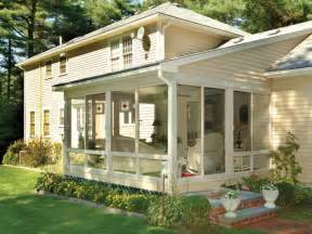 DIY Screened in Porch Ideas