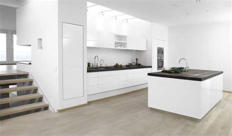 white gloss kitchen ideas 13 stylish white kitchen designs with scandinavian touches