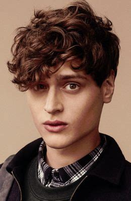 mens curly hairstyles haircuts