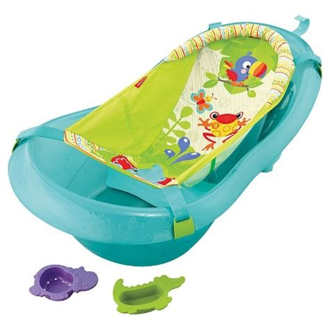 Target Bath Set Baby by Fisher Price 174 Baby Bath Tub Blue Target