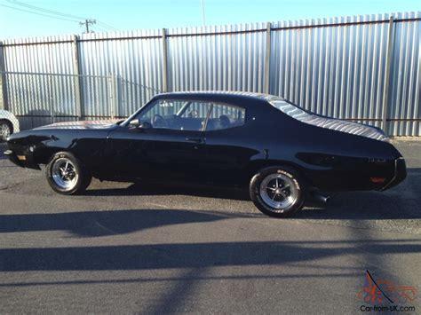 1972 Buick Skylark Custom Absolutely Stunning Black Beauty