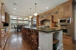 galley kitchen with island 22 luxury galley kitchen design ideas pictures
