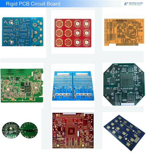 China Fpc Single Sided Flexible Printed Circuit Board Pcb
