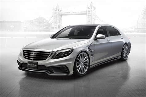 Mercedes Benz S-class W222 Sports Line Black Bison Edition