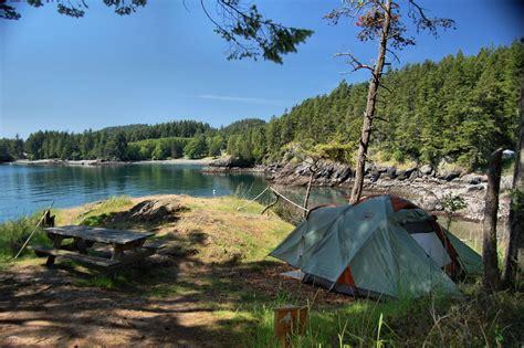 Doe Bay Resort Retreat Camping San Juan Islands