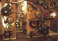 Steampunk Decorating Ideas