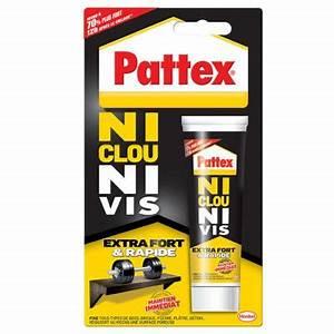 Ni Clou Ni Vis Pattex : ni clou ni vis de pattex 52g castorama ~ Dailycaller-alerts.com Idées de Décoration