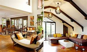 Modern filipino style for a family home rl for Interior design for small homes in philippines